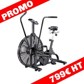 assault fitness air bike promo