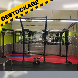 Pulse fitness Functionnal rig