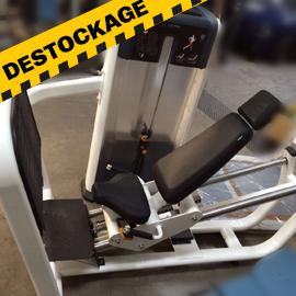 Precor - discovery leg press