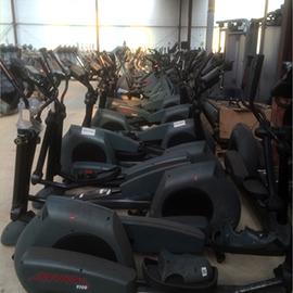 Life fitness 9100 elliptique