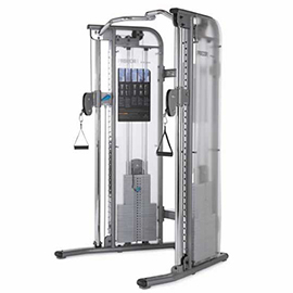 precor fts glide dual adjustable pulley