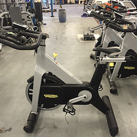 group cycle technogym spinning