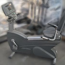 Life fitness - 95 ri vélo recline