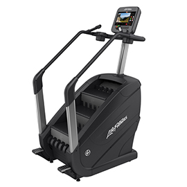 Life fitness elevation discovery climber
