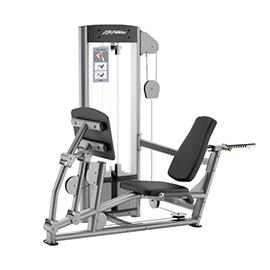 Life fitness optima leg press