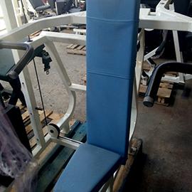 life fitness pro1 shoulder press