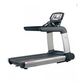 Lot de machines engage life fitness