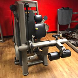Pulse fitness lot de machines musculation
