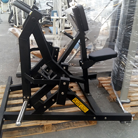 Platinum Plate load Low row