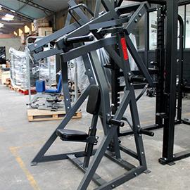 Platinum - Mid row machine