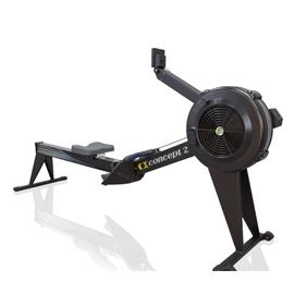 concept 2 rameur modele d noir
