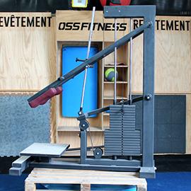 gervasport squat machine