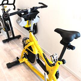 Trixter vélo spinning